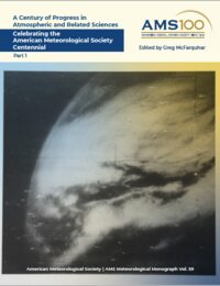 Cover Meteorological Monographs
