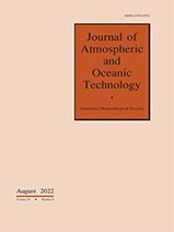 Cover Journal of Atmospheric and Oceanic Technology