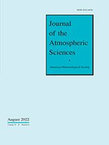 Cover Journal of Atmospheric Sciences