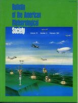 Cover Bulletin of the American Meteorological Society
