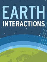 Cover Earth Interactions