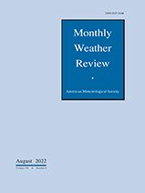 Cover Monthly Weather Review