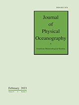 Cover Journal of Physical Oceanography