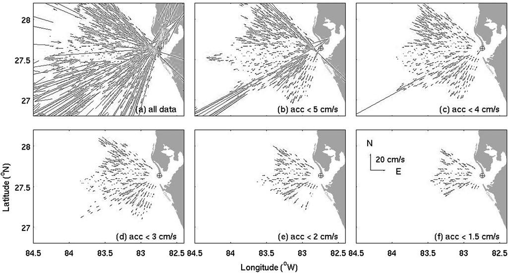 Assessment of CODAR SeaSonde and WERA HF Radars in Mapping Surface ...
