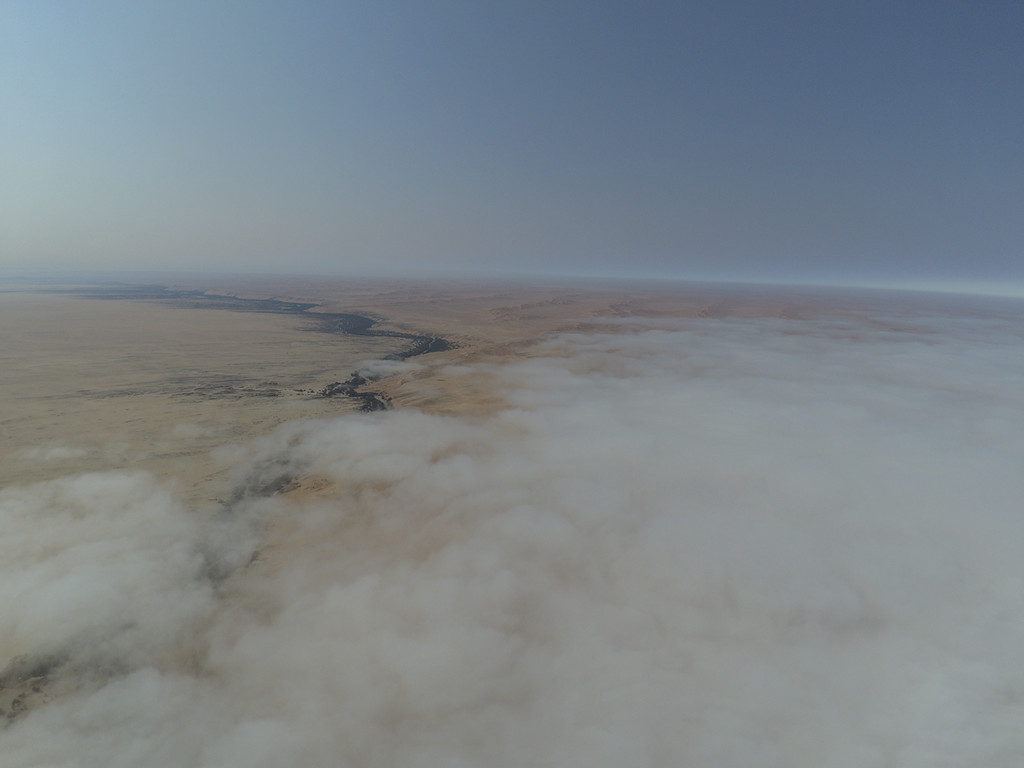 Probing the Fog Life Cycles in the Namib Desert in: Bulletin of ...