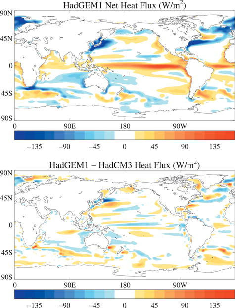 The New Hadley Centre Climate Model (HadGEM1): Evaluation of ...