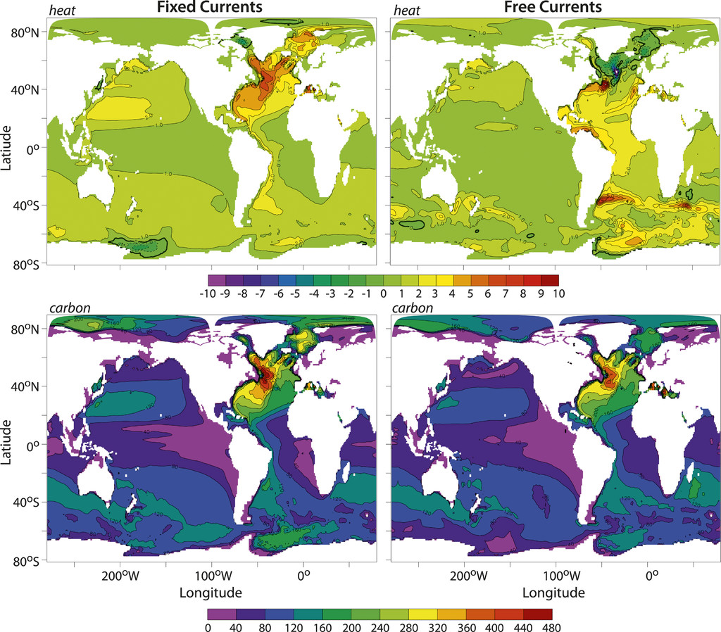 Connecting Changing Ocean Circulation with Changing Climate in ...