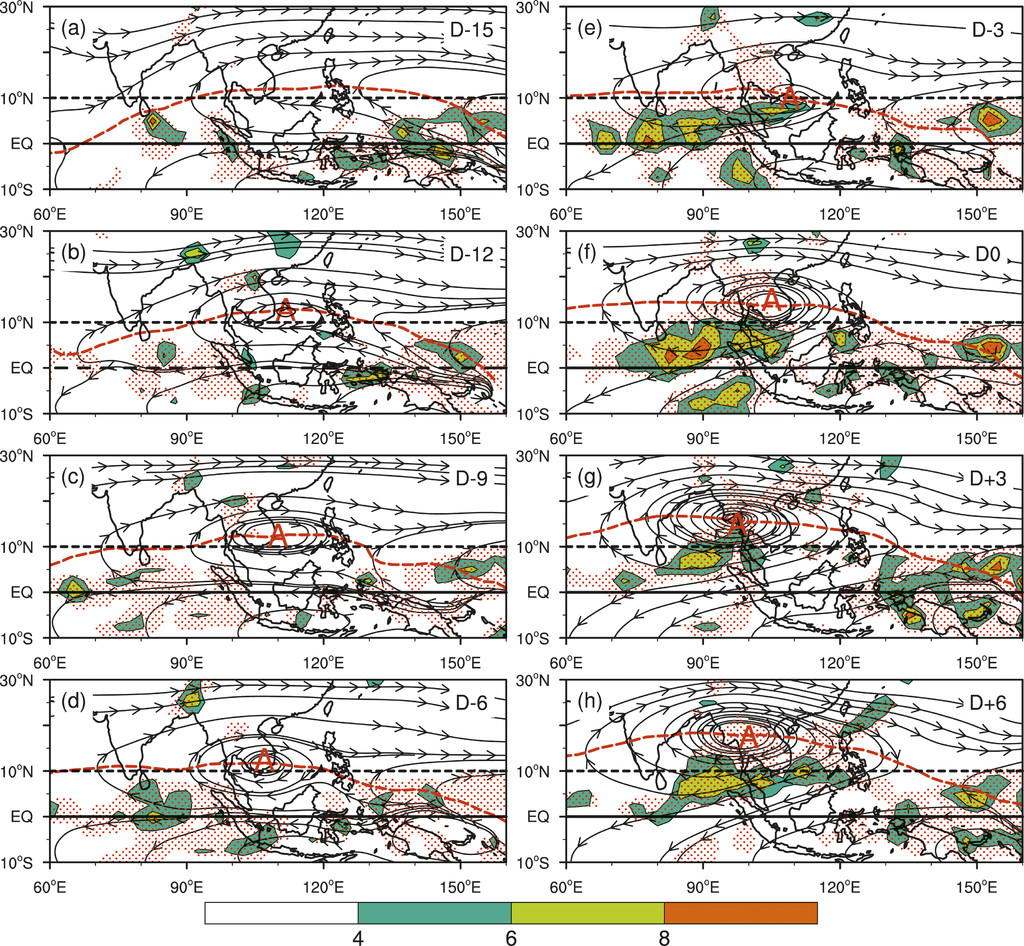 Genesis of the South Asian High and Its Impact on the Asian Summer ...
