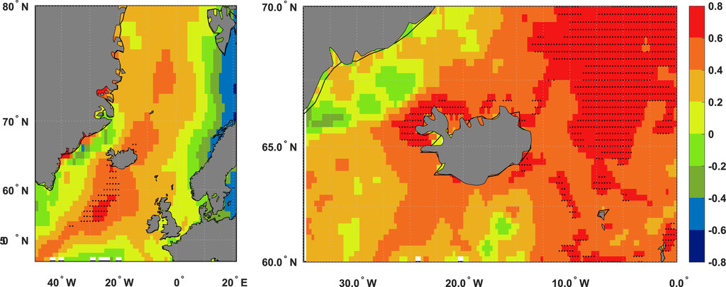 Structure and Forcing of Observed Exchanges across the Greenland ...
