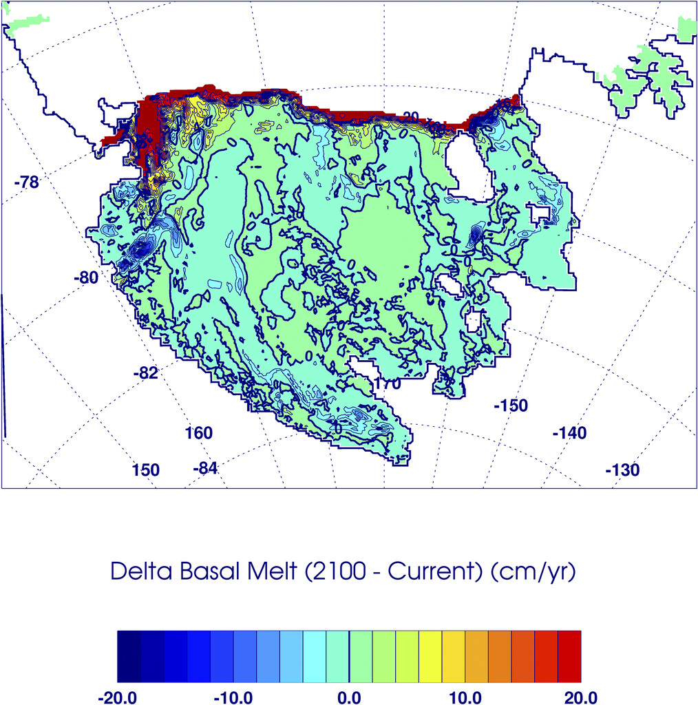 Effects of Projected Changes in Wind, Atmospheric Temperature, and ...